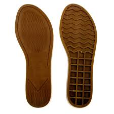 natural rubber sole design