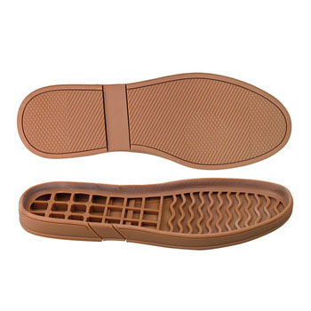 natural gum color rubber sole design